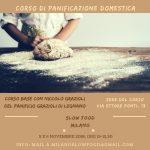 Corso Base di Panificazione domestica